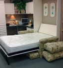 Millers Murphy Beds - Bed Over Sofa Wall Bed