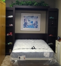 Millers Murphy Beds - Pivot Style Wall Bed