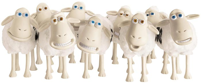 Serta-sheep