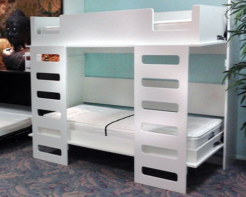 Miller's Murphy Bed and Home Offices, Fold-away Bunk Beds