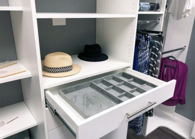 Closet Organizers & Systems with Drawers & Drawer Organizers