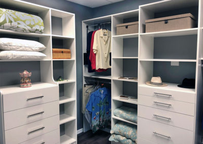 Closet Organizers & Systems with Drawers & Shelves