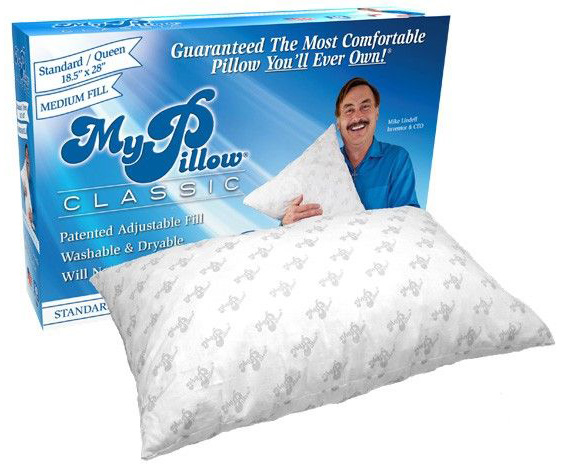 MyPillow now available at Miller's Murphy Bed & Home Office